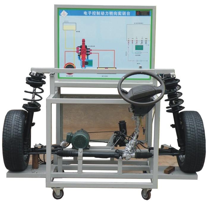 电子控制动力转向系统实验台