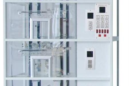 六层电梯教学模型