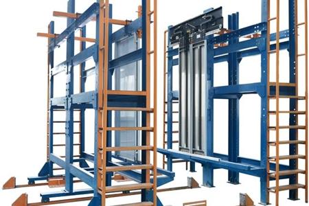 万能电梯门系统安装实训考核装置