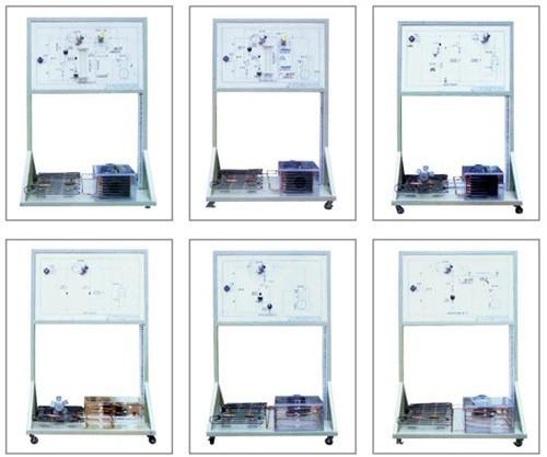 sb-3h1型电冰箱电气控制线路实训装置